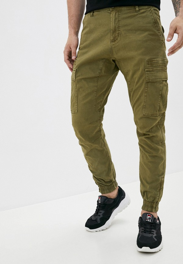 мужские брюки cotton on, хаки