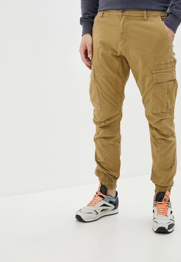мужские брюки cotton on, бежевые
