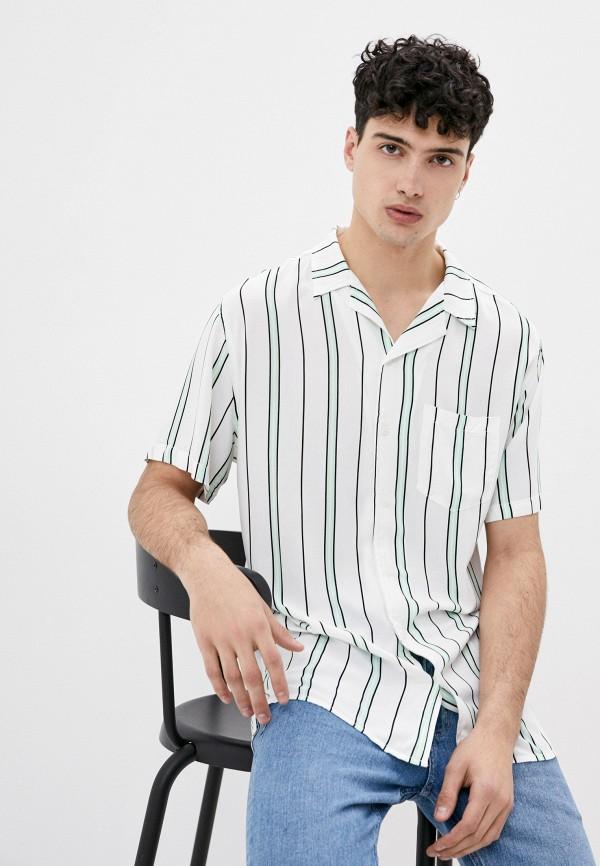 мужская рубашка cotton on, белая