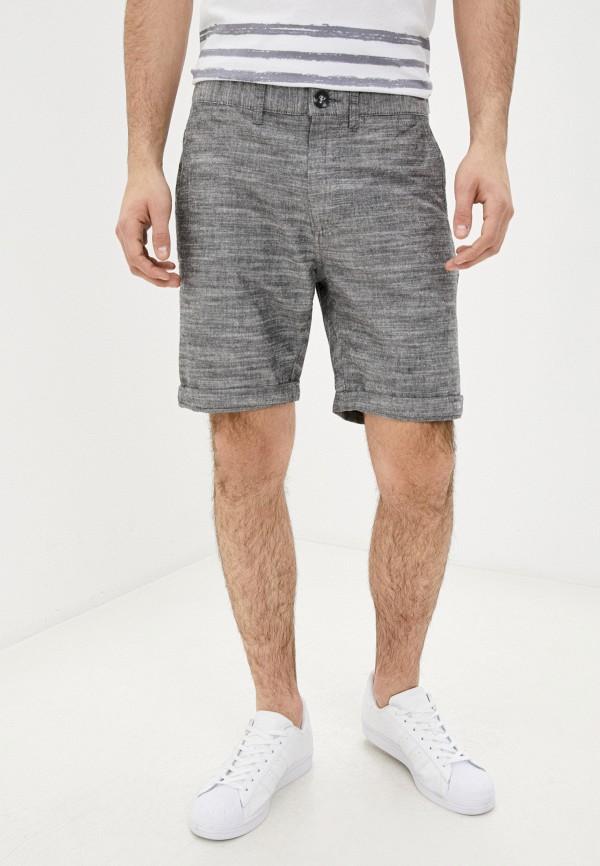 мужские повседневные шорты cotton on, серые