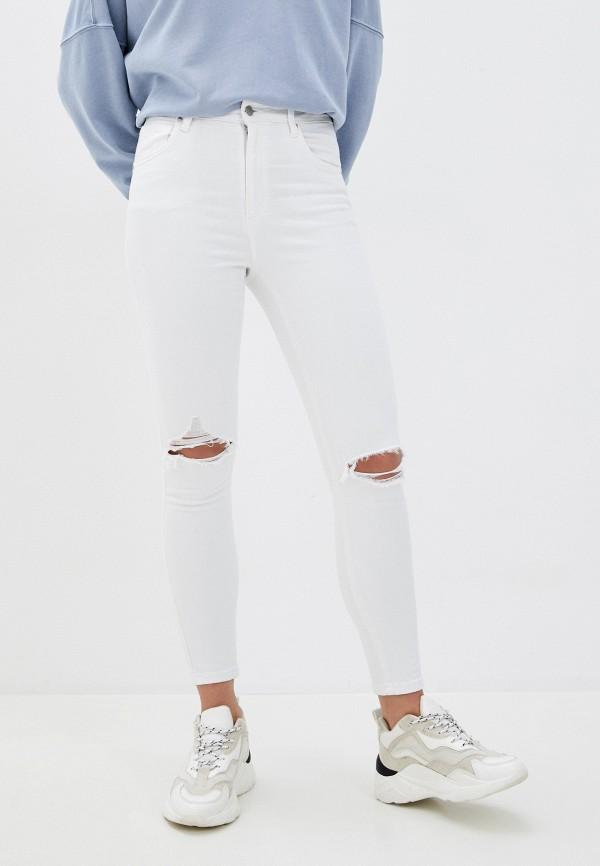 женские джинсы cotton on, белые