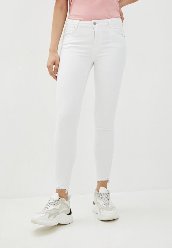 женские джинсы скинни cotton on, белые