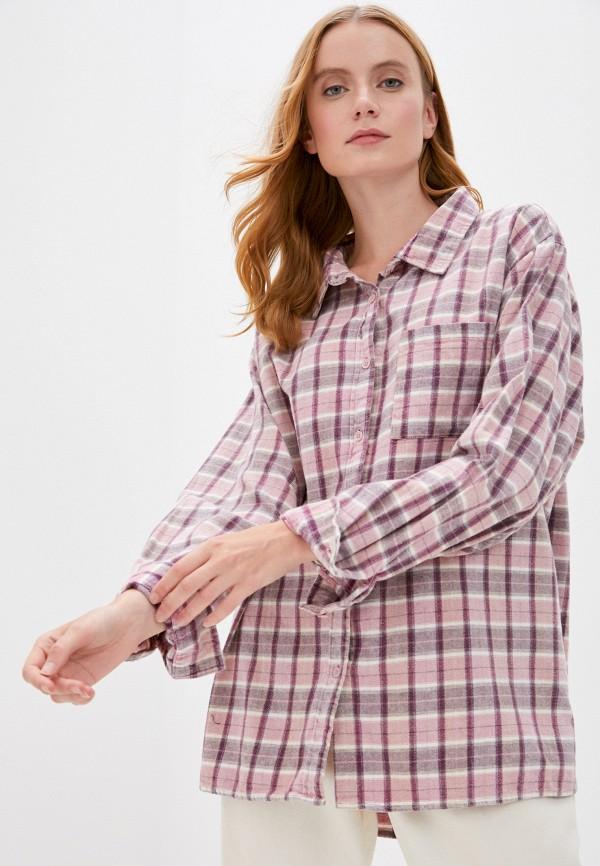 женская туника cotton on, разноцветная
