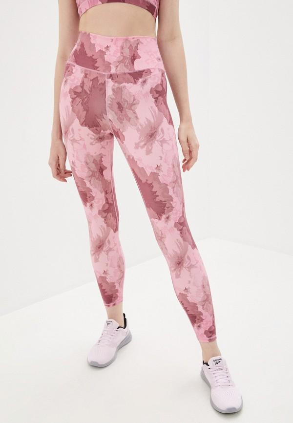 женские леггинсы cotton on, розовые