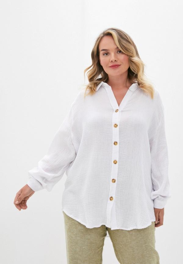 женская туника cotton on, белая