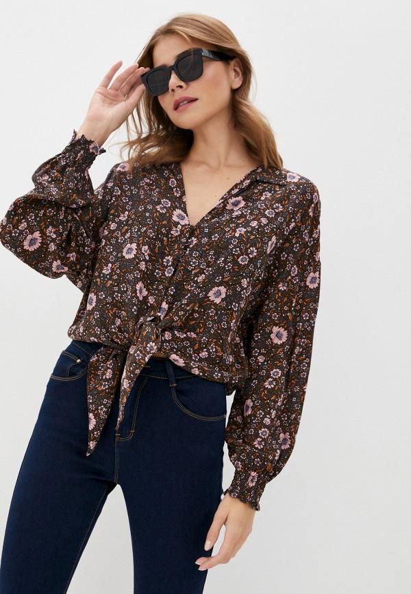 женская блузка cotton on, серая