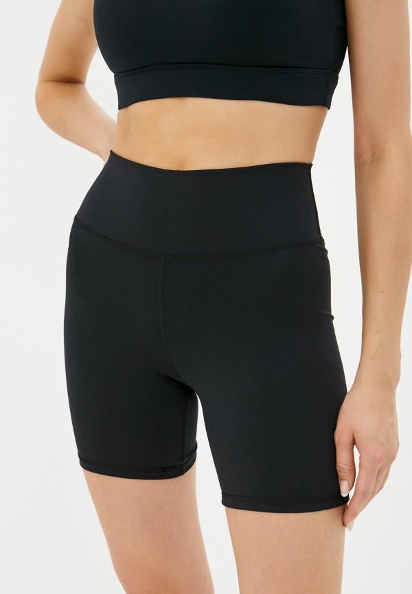 женские спортивные шорты cotton on, черные