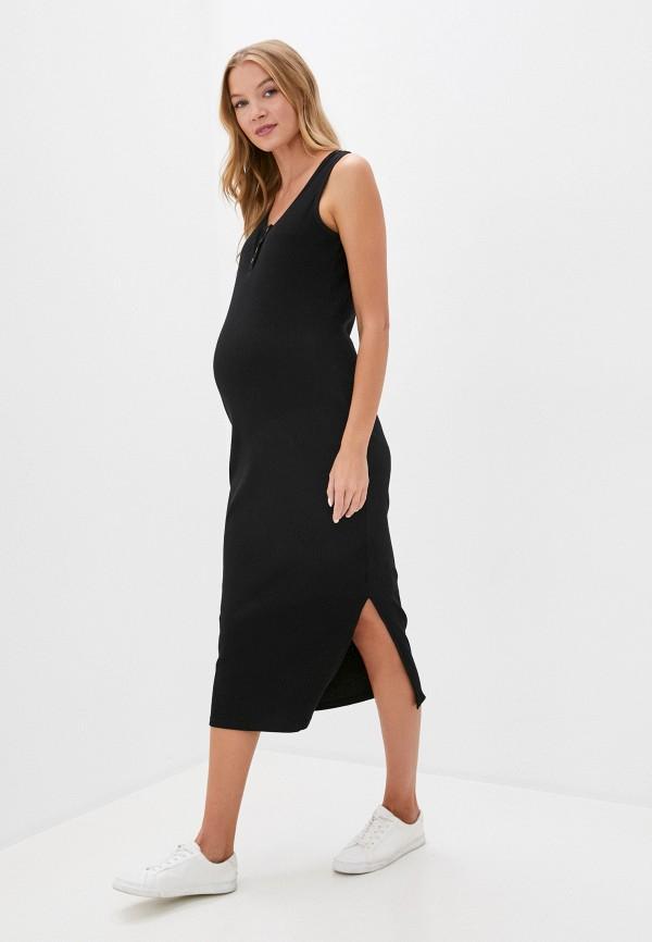 женское платье cotton on, черное