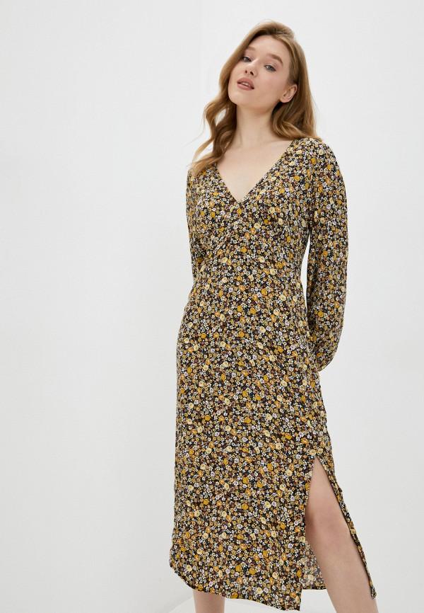 женское повседневные платье cotton on, разноцветное