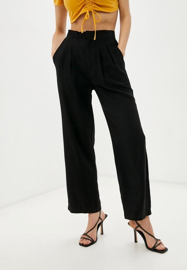 женские классические брюки cotton on, черные