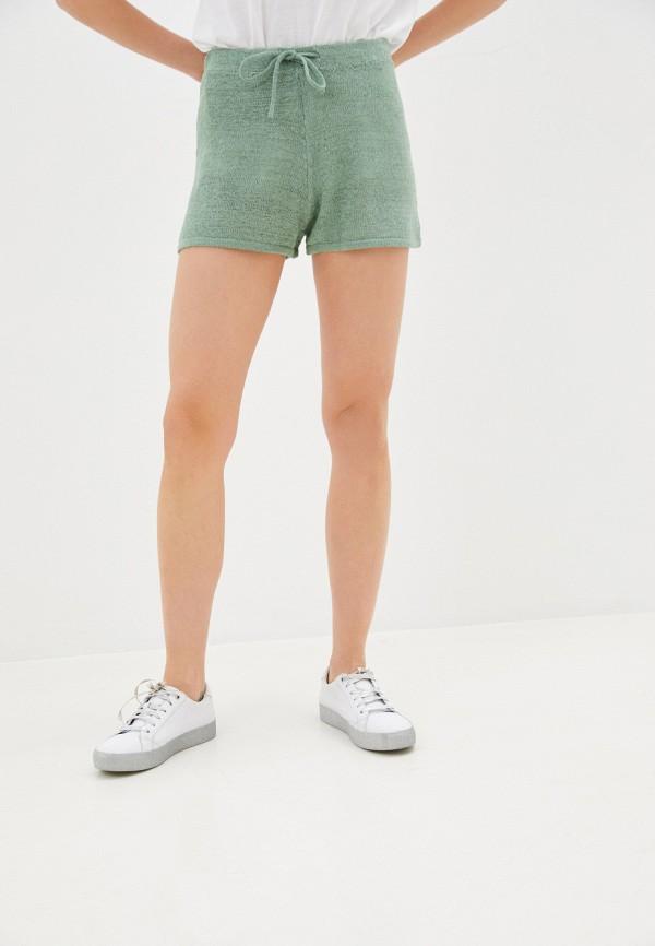 женские повседневные шорты cotton on, зеленые