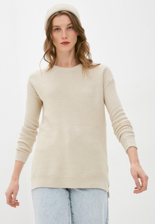 женский джемпер cotton on, бежевый