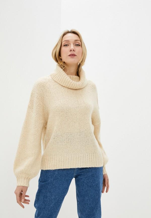 женский свитер cotton on, бежевый