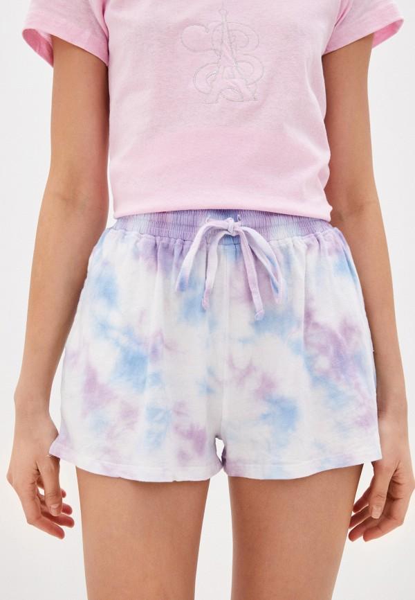 женские шорты cotton on, разноцветные