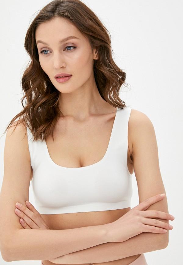 женский бюстгальтер cotton on, белый