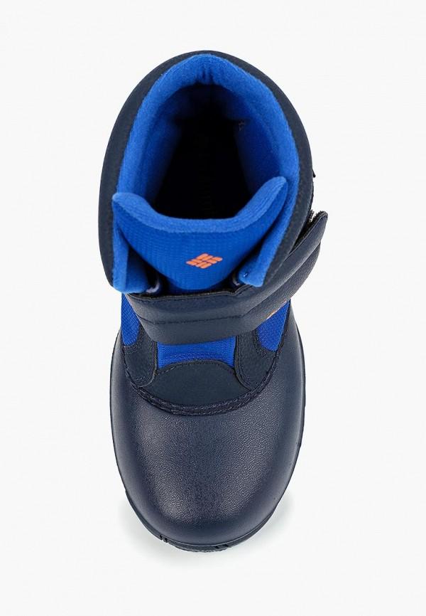 Ботинки для мальчика Columbia 1756241 Фото 4