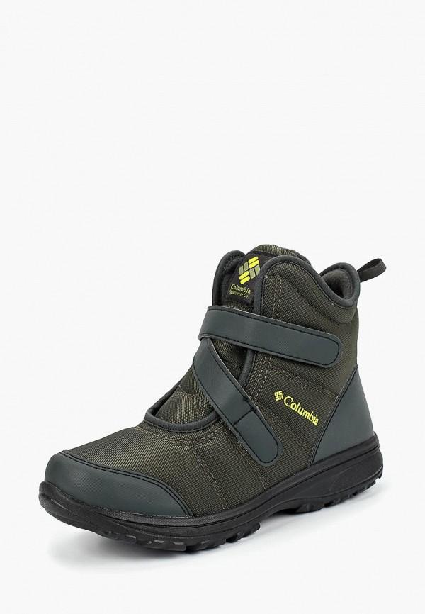 Ботинки для мальчика Columbia 1790161