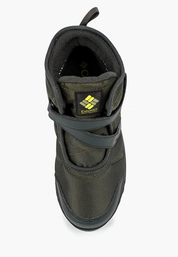 Ботинки для мальчика Columbia 1790161 Фото 4