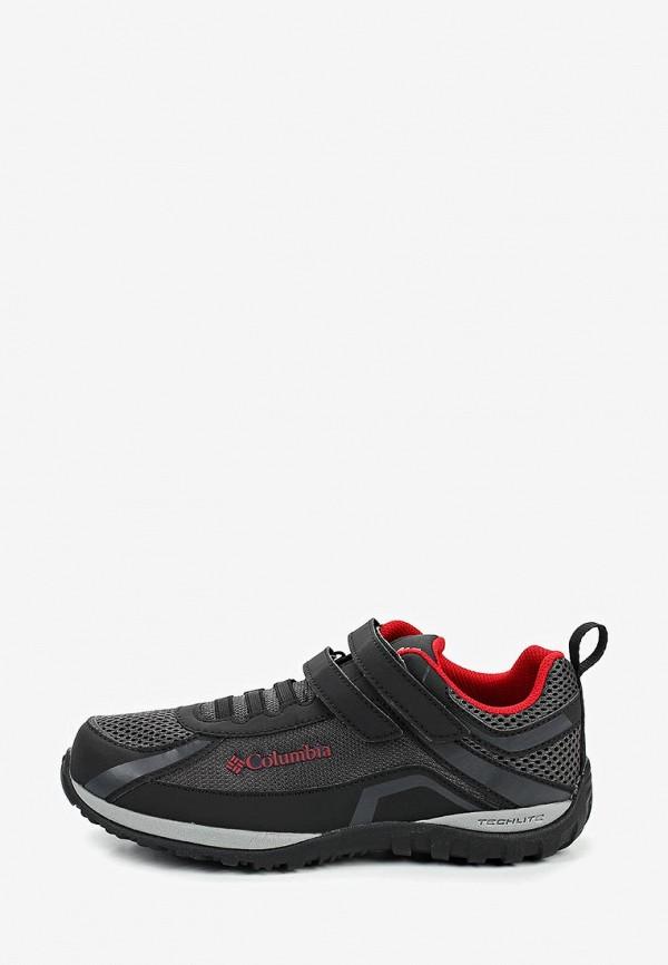 кроссовки columbia для мальчика, черные