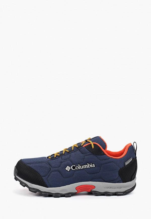 кроссовки columbia для мальчика, синие