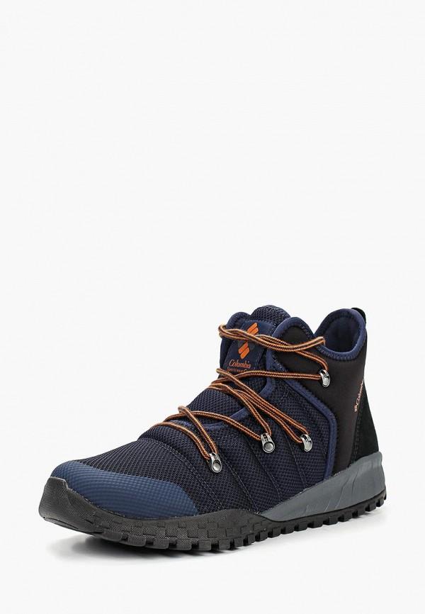Ботинки трекинговые Columbia Columbia CO214AMCPQK9 ботинки columbia columbia co214amcpql2
