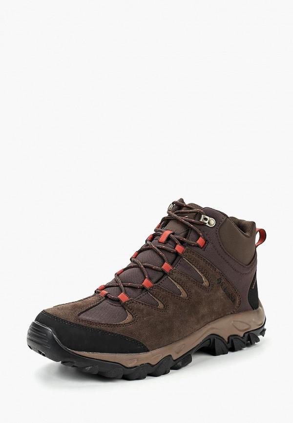 Ботинки трекинговые Columbia Columbia CO214AMCPQL7 ботинки columbia columbia co214amcpql2