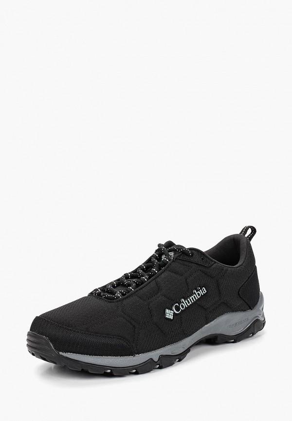 Фото 2 - мужские кроссовки Columbia черного цвета