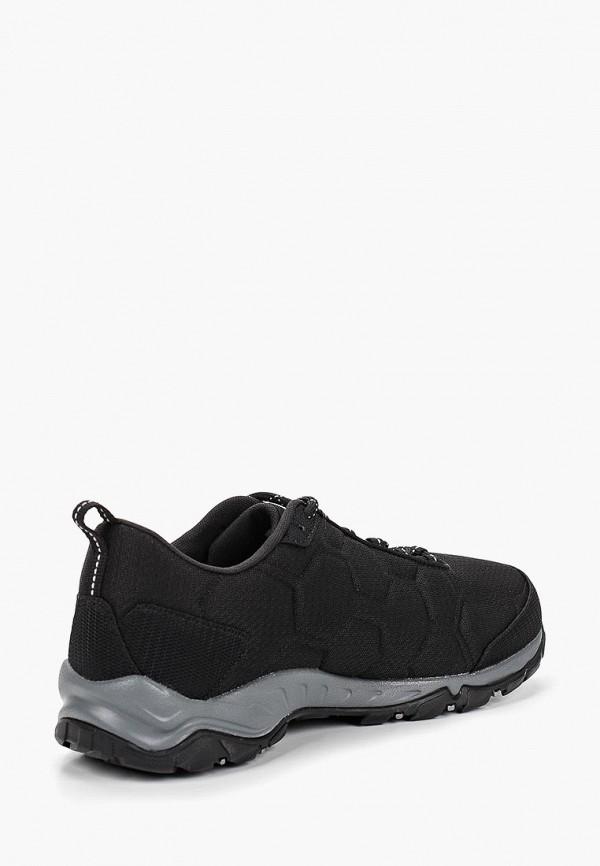 Фото 3 - мужские кроссовки Columbia черного цвета