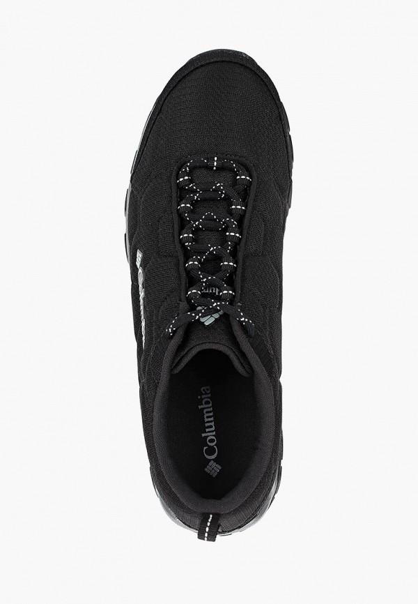 Фото 4 - мужские кроссовки Columbia черного цвета