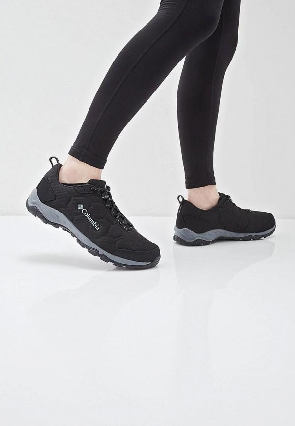 Фото 6 - мужские кроссовки Columbia черного цвета