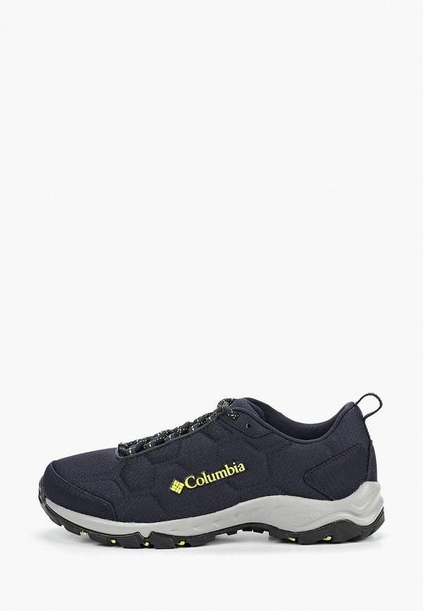 мужские кроссовки columbia, синие