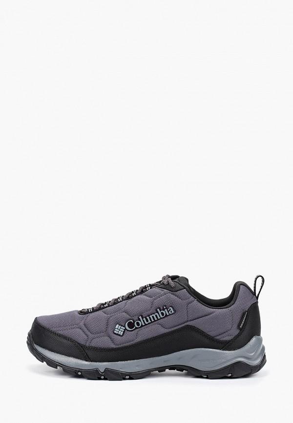 мужские кроссовки columbia, серые