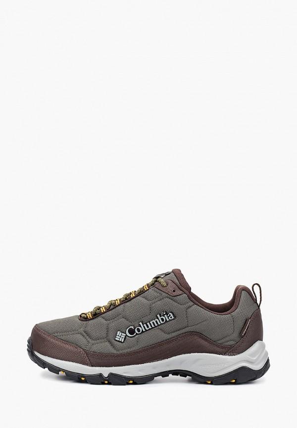 мужские кроссовки columbia, зеленые