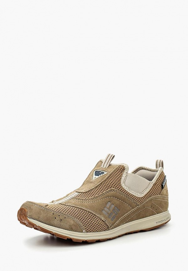 мужские кроссовки columbia, бежевые