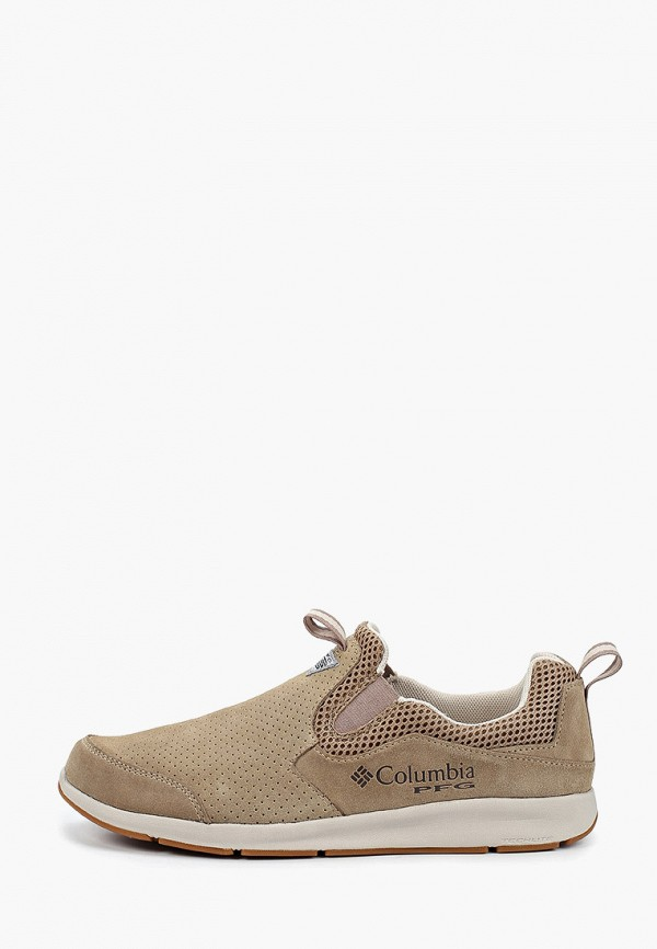 мужские низкие кроссовки columbia, бежевые