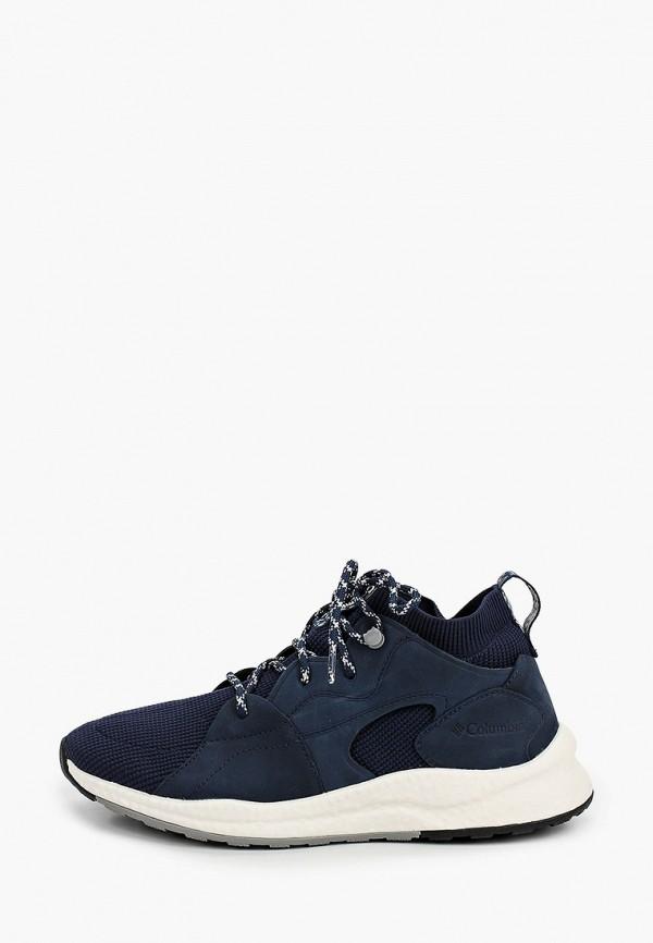 мужские низкие кроссовки columbia, синие