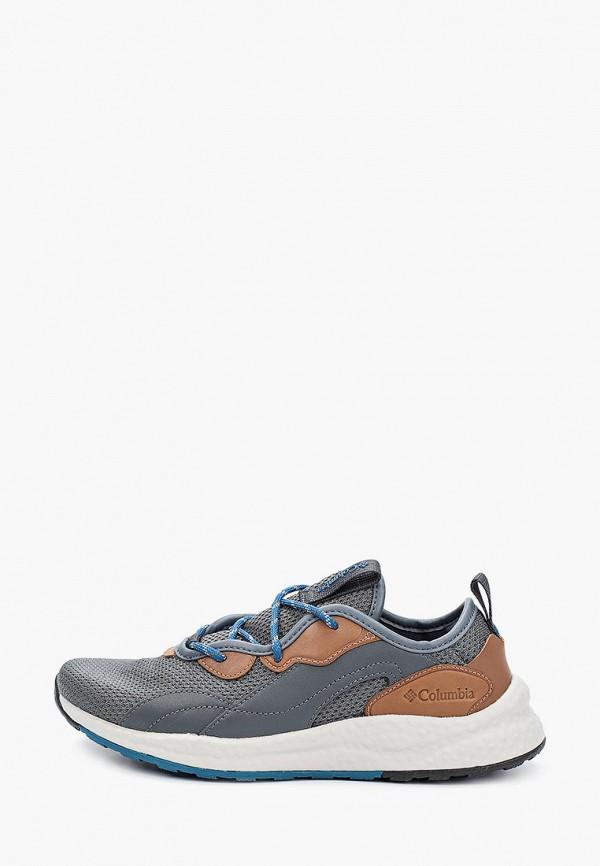 мужские низкие кроссовки columbia, серые