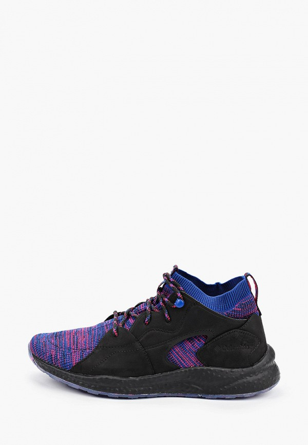 мужские кроссовки columbia, фиолетовые