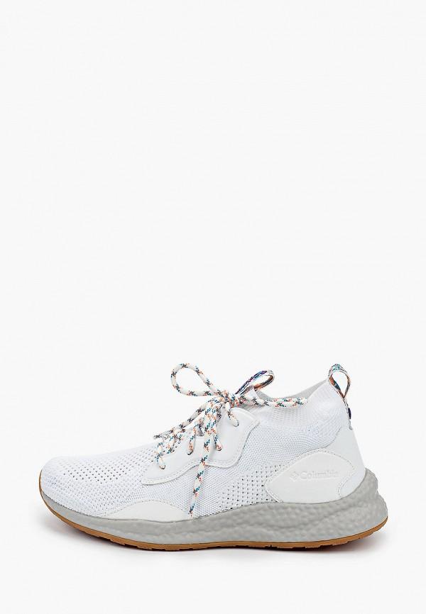 мужские низкие кроссовки columbia, белые
