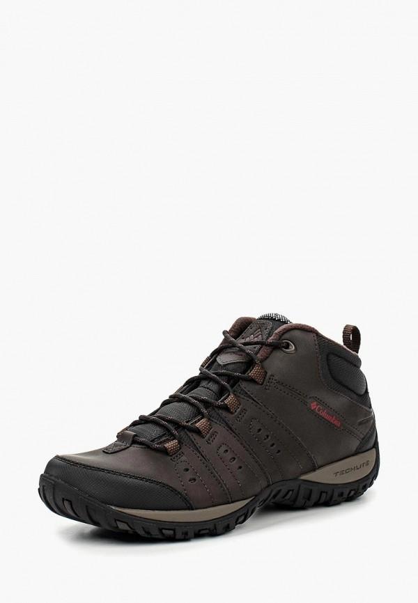 Ботинки трекинговые Columbia Columbia CO214AMMEG65 трекинговые кроссовки columbia ym5152 2014