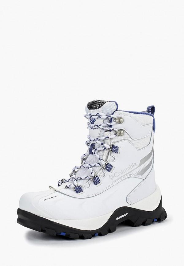 женские ботинки columbia, белые