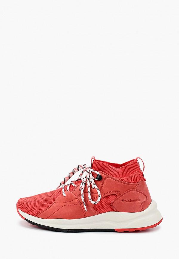 женские низкие кроссовки columbia