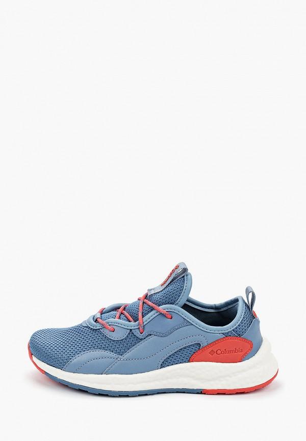 женские кроссовки columbia, синие