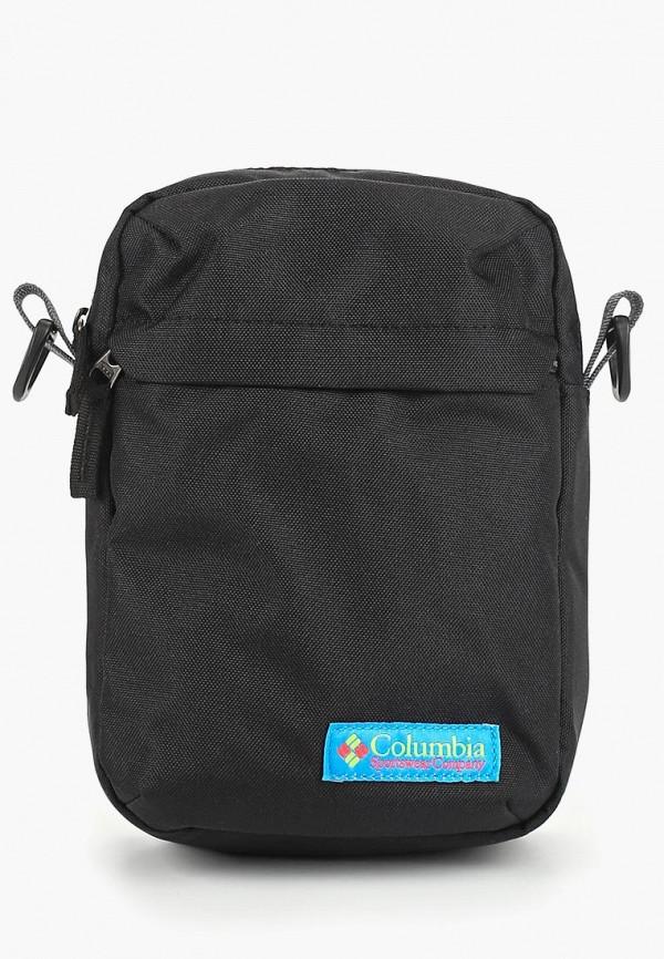 женская сумка columbia, черная