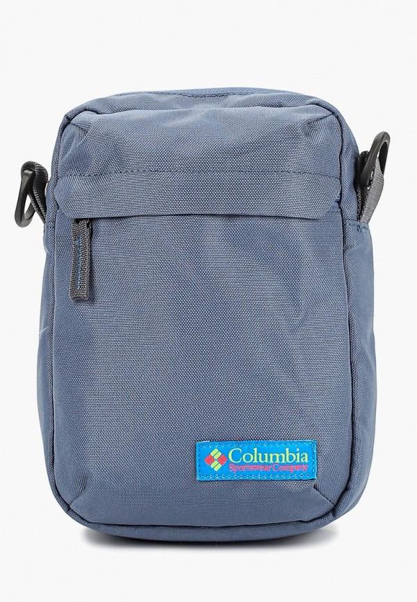 Купить Сумка Columbia, Urban Uplift? Side Bag, co214buejbk1, синий, Весна-лето 2019