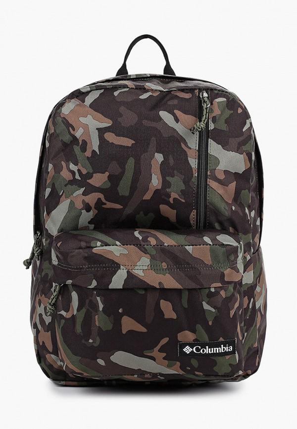 женский рюкзак columbia, хаки