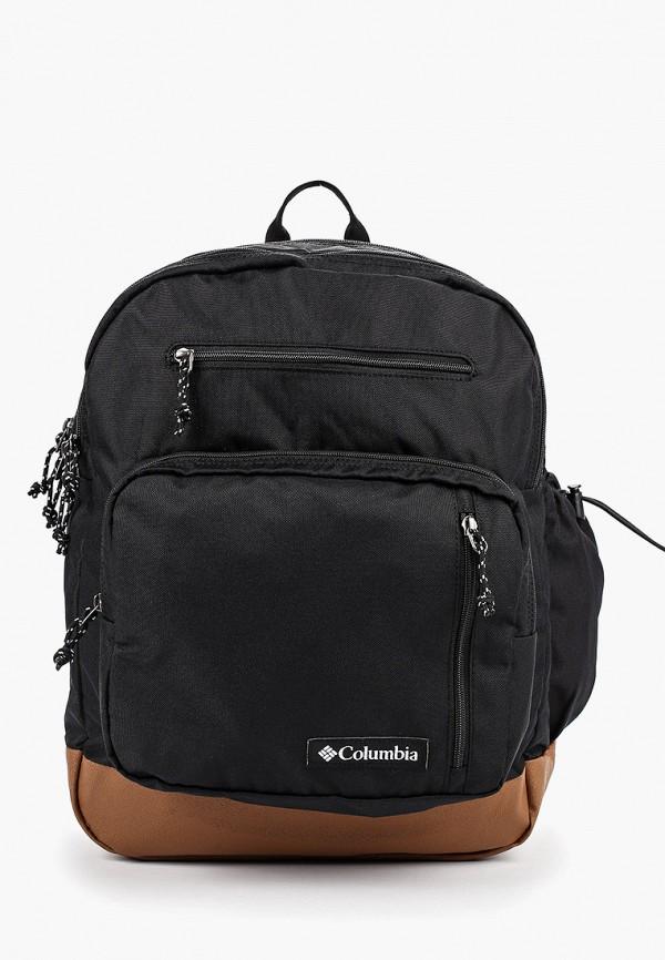женский рюкзак columbia, черный