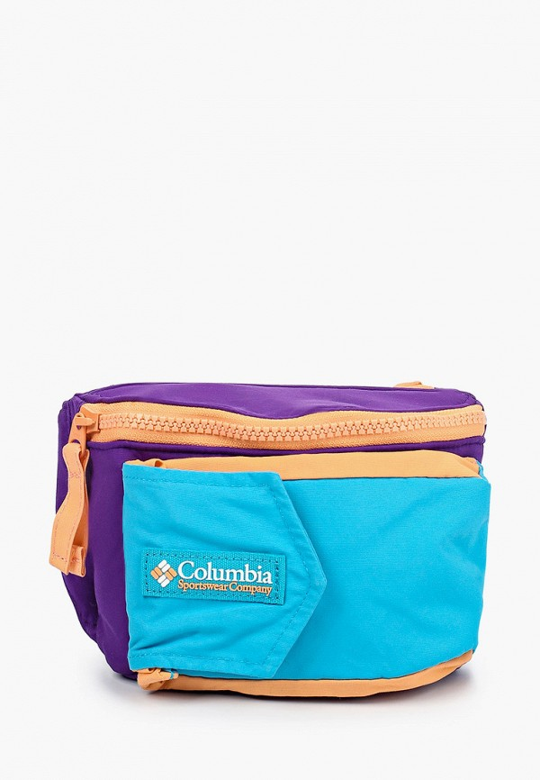 женская поясные сумка columbia, разноцветная