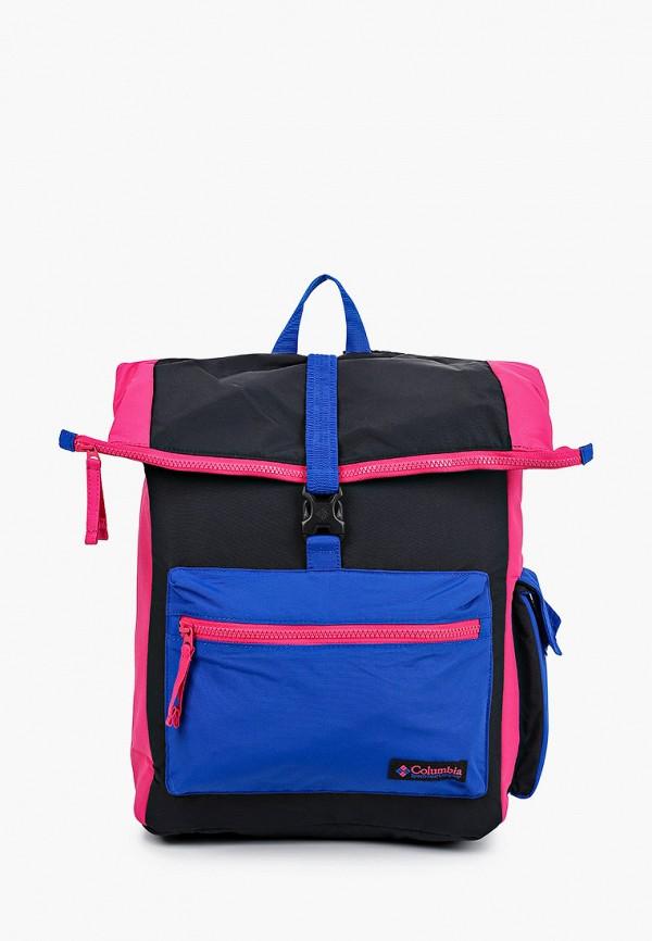 женский рюкзак columbia, разноцветный