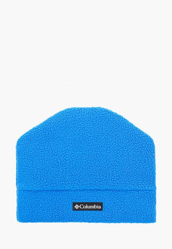 шапка columbia малыши, синяя